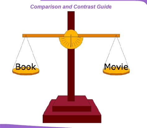 How to write a comparison and contrast paper